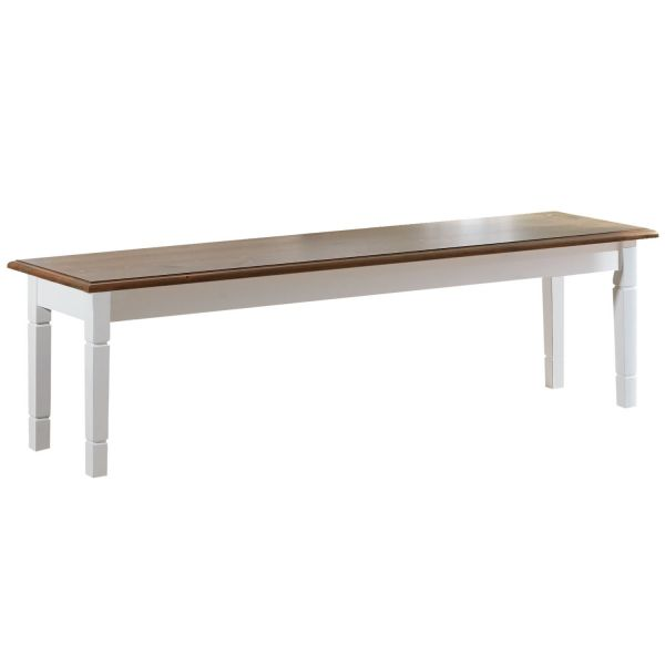 Dining Room Bench Wooden Bench Side Bench Pine Wood Kitchen Bench